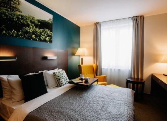 projekt pokoju hotelowego mercure myroom dilmah